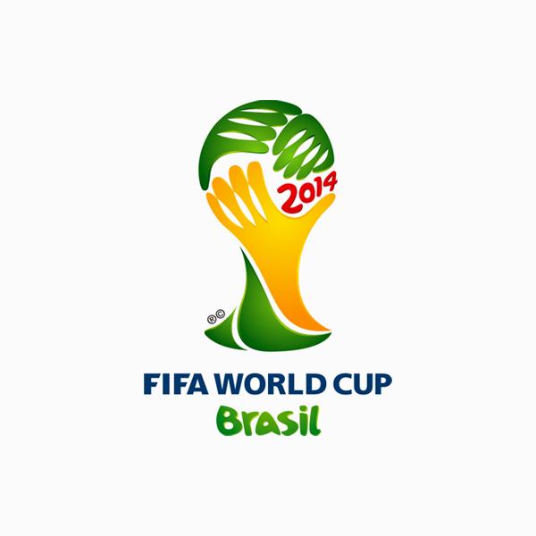 FIFA World Cup Logos - 2014 Brazil