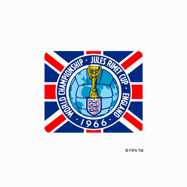 FIFA World Cup Logos - 1966 England