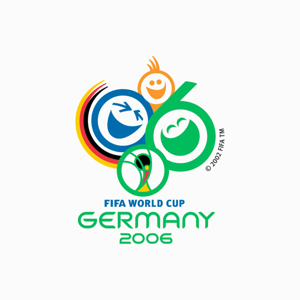 FIFA World Cup Logos - 2006 Germany