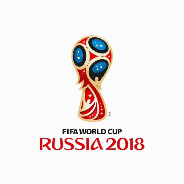 FIFA World Cup Logos - 2018 Russia
