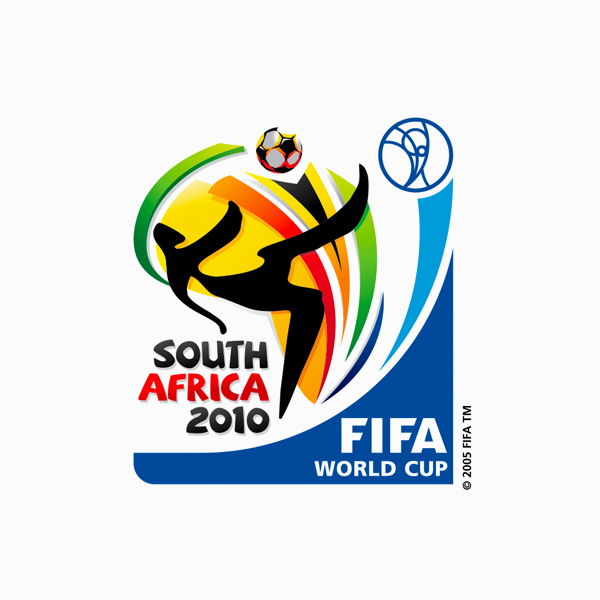 FIFA World Cup Logos - 2010 South Africa