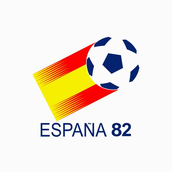 FIFA World Cup Logos - 1982 Spain