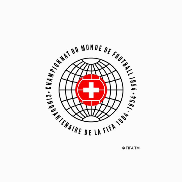 FIFA World Cup Logos - 1954 Switzerland