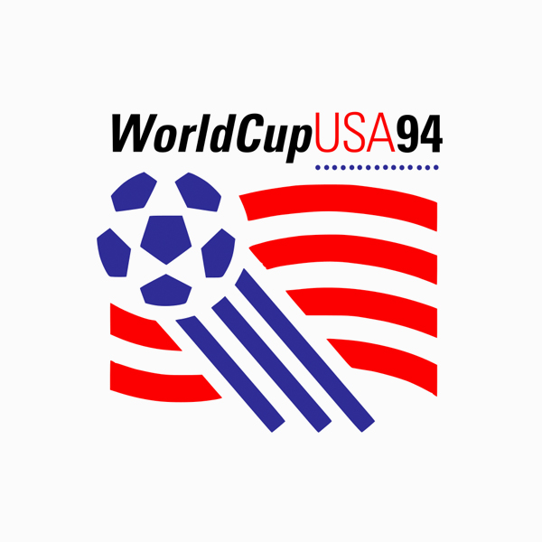 FIFA World Cup Logos - 1994 USA