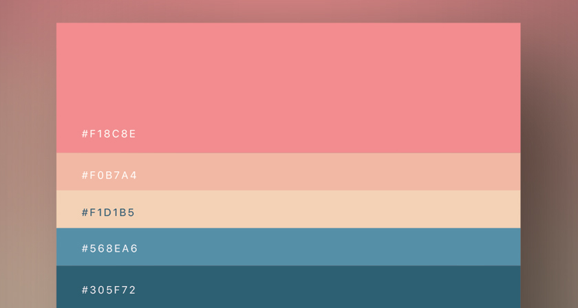 8 Beautiful Flat Color Palettes For Your Next Design Project