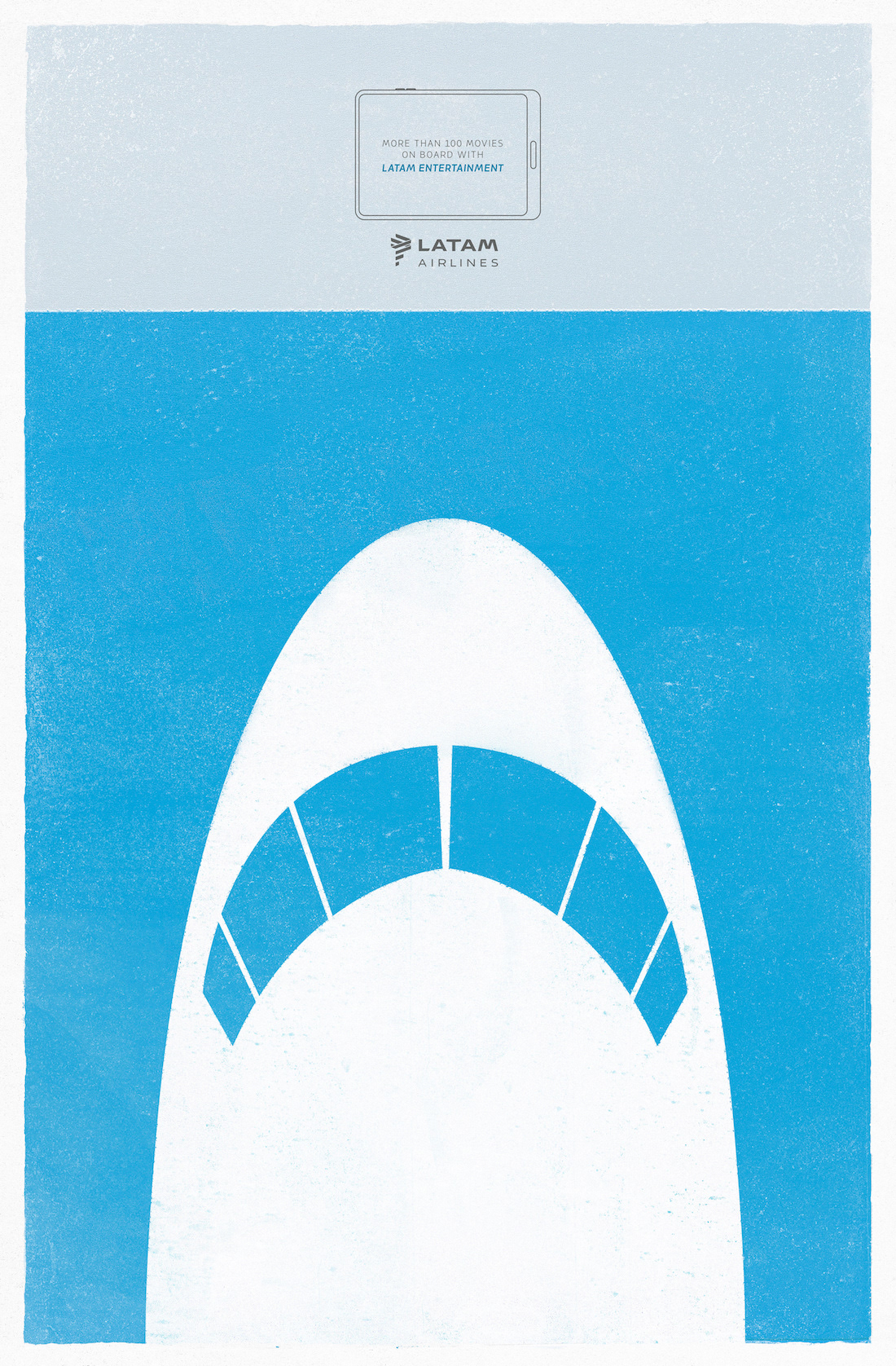 Latam Airlines: Movies - Jaws