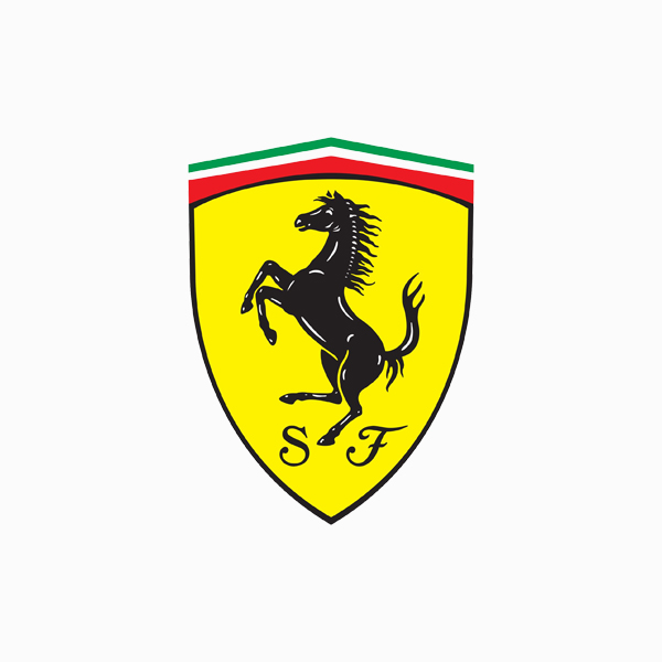 Best Car Logos - Ferrari