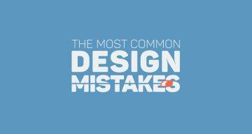 19 Graphic Design Mistakes That Novice Designers Make