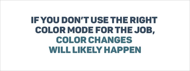 Graphic Design Rules - Design as per the medium