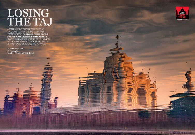 India Today: Save the Taj - 1