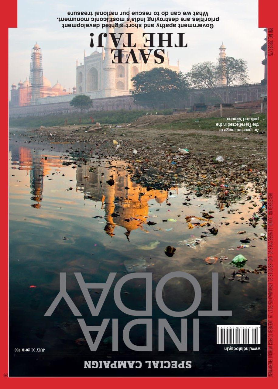 India Today: Save the Taj (flipped)