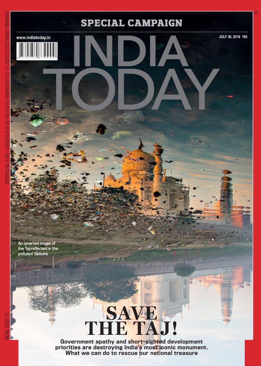 India Today: Save the Taj