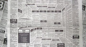 newspaper-ad-home-kitchen-3d-illusion