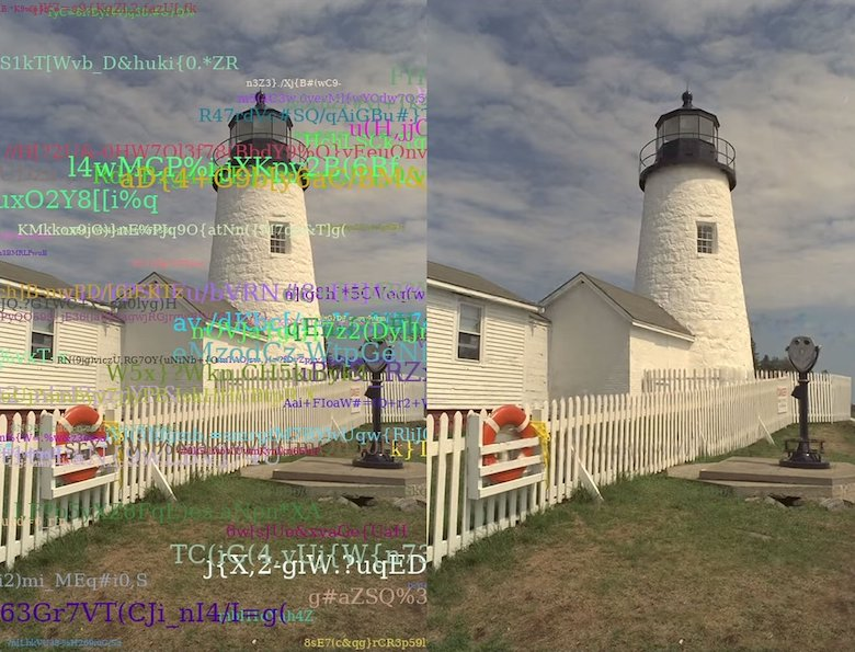 NVIDIA AI can remove grains, noise, and watermarks from photos: Before and after - 6