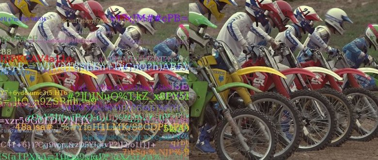 NVIDIA AI can remove grains, noise, and watermarks from photos: Before and after - 7