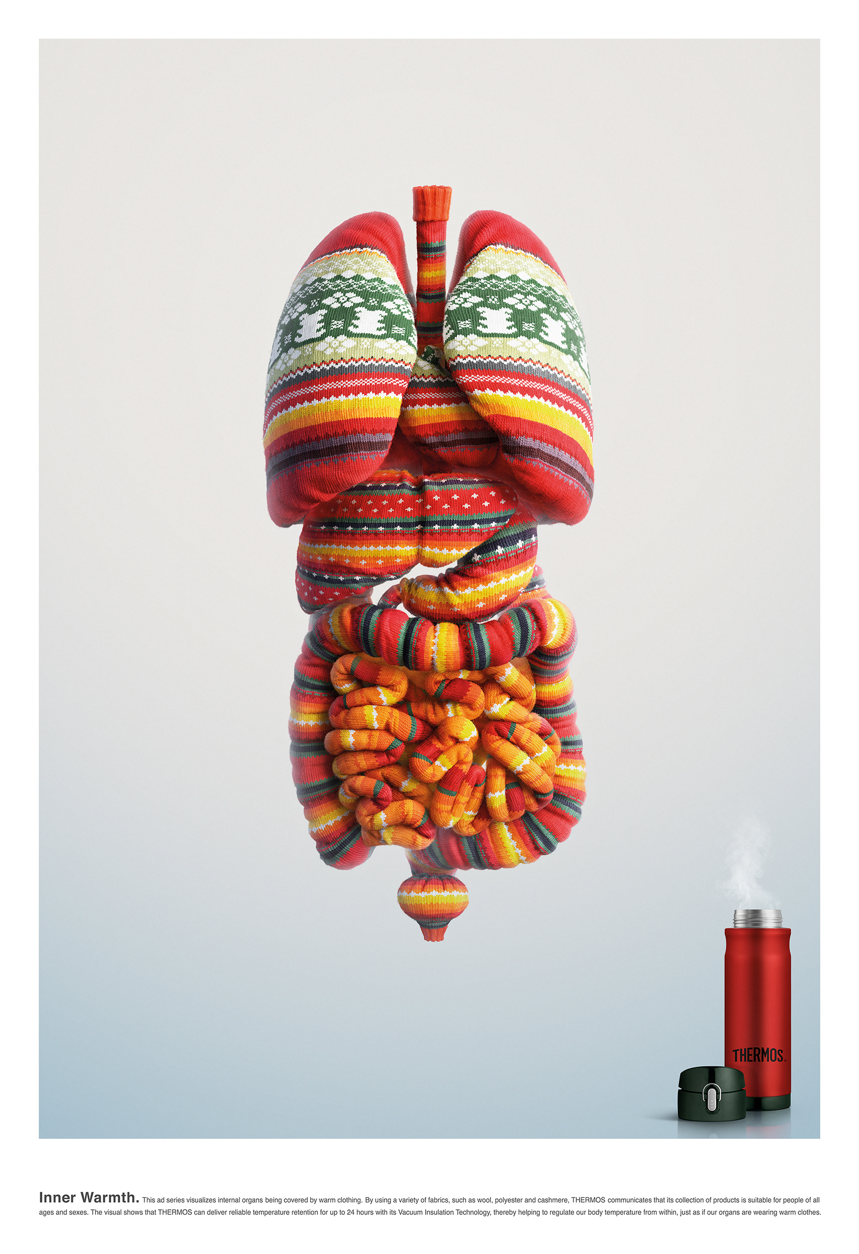 Thermos: Inner Warmth - Wool