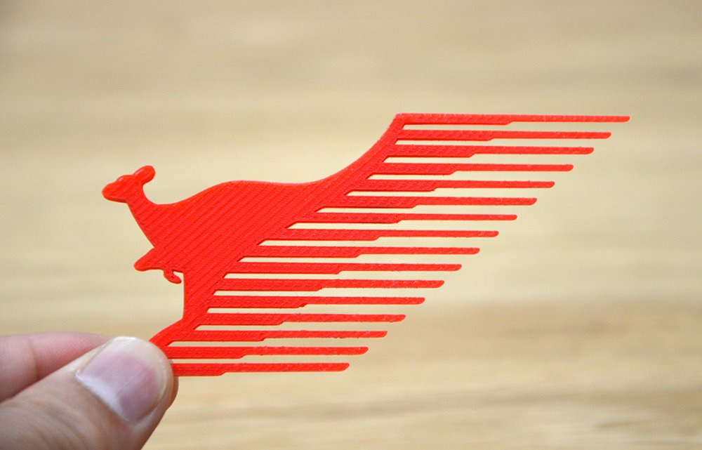 Famous logos 3D printed as everyday items - Seino (1)