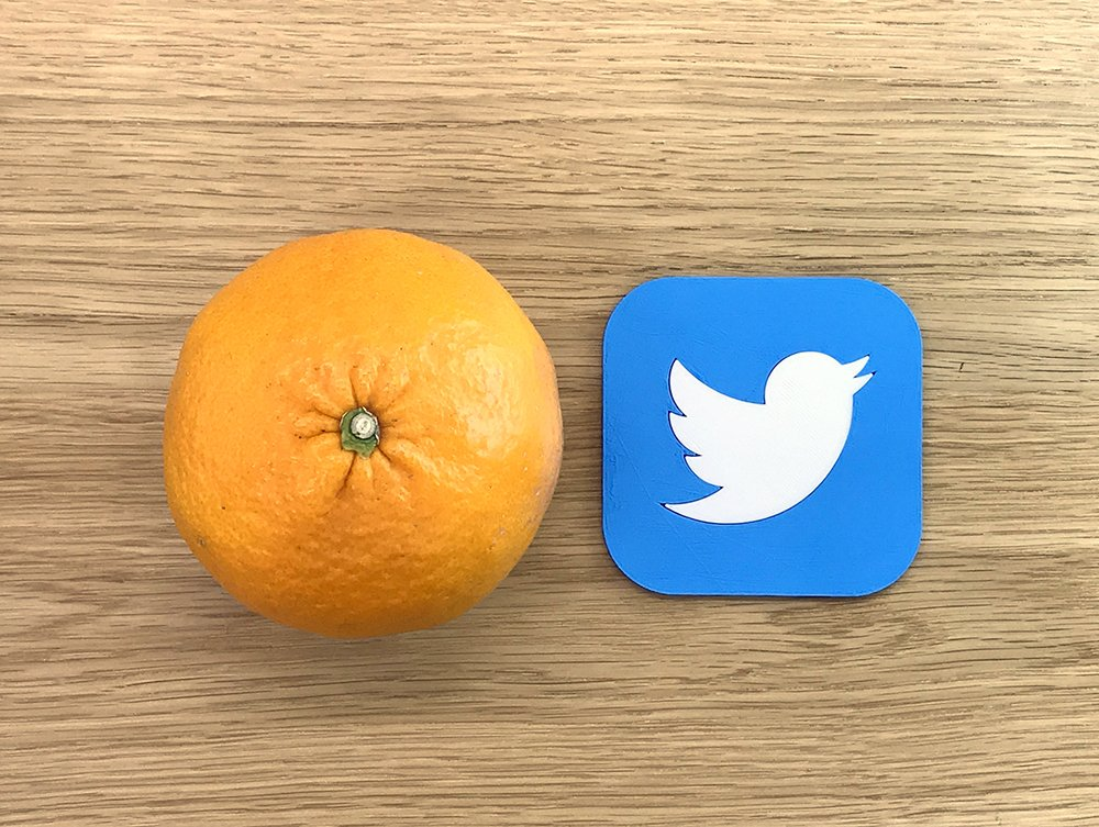 Famous logos 3D printed as everyday items - Twitter (1)