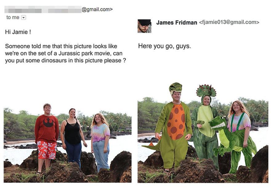 James Fridman trolls funny Photoshop requests - 11