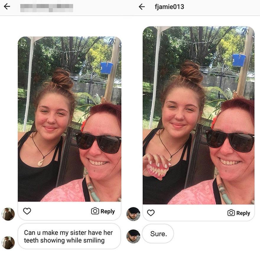 James Fridman trolls funny Photoshop requests - 8