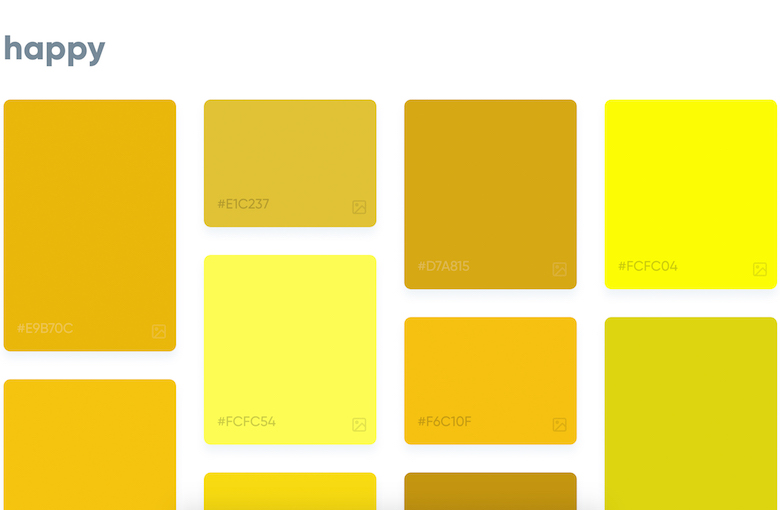 Picular Google Image Search Colors - 16