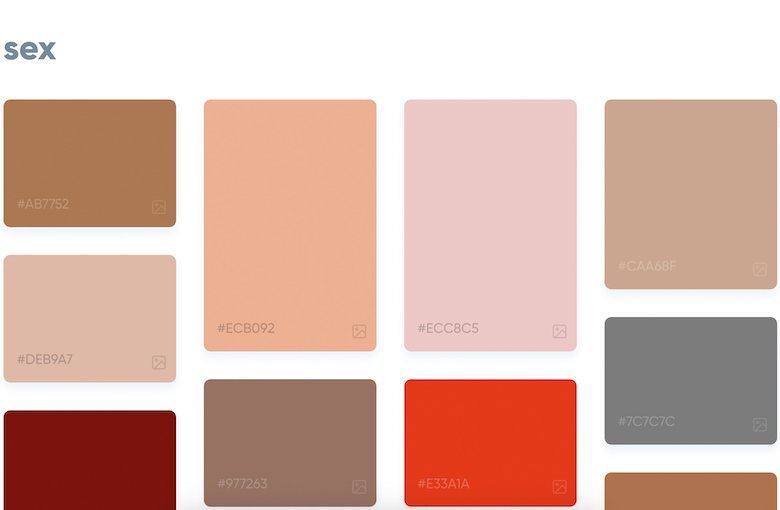 Picular Google Image Search Colors - 17