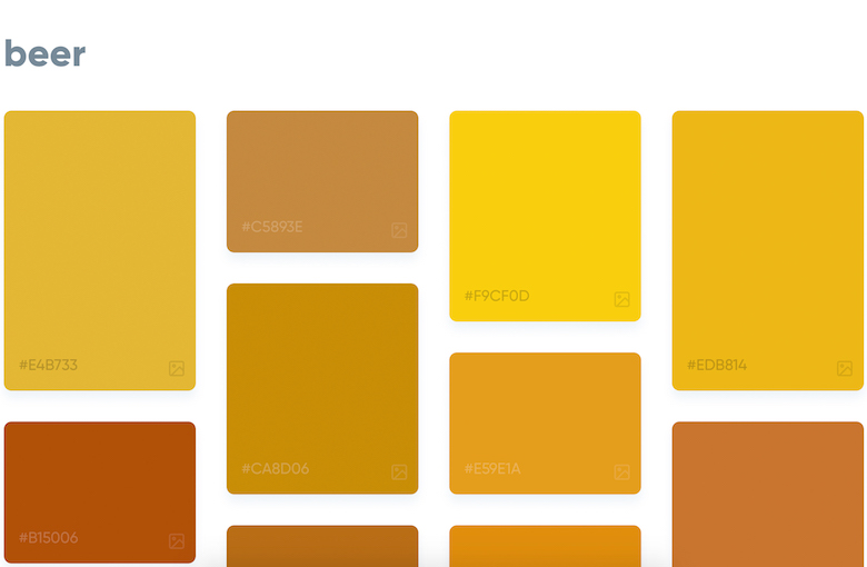 Picular Google Image Search Colors - 5