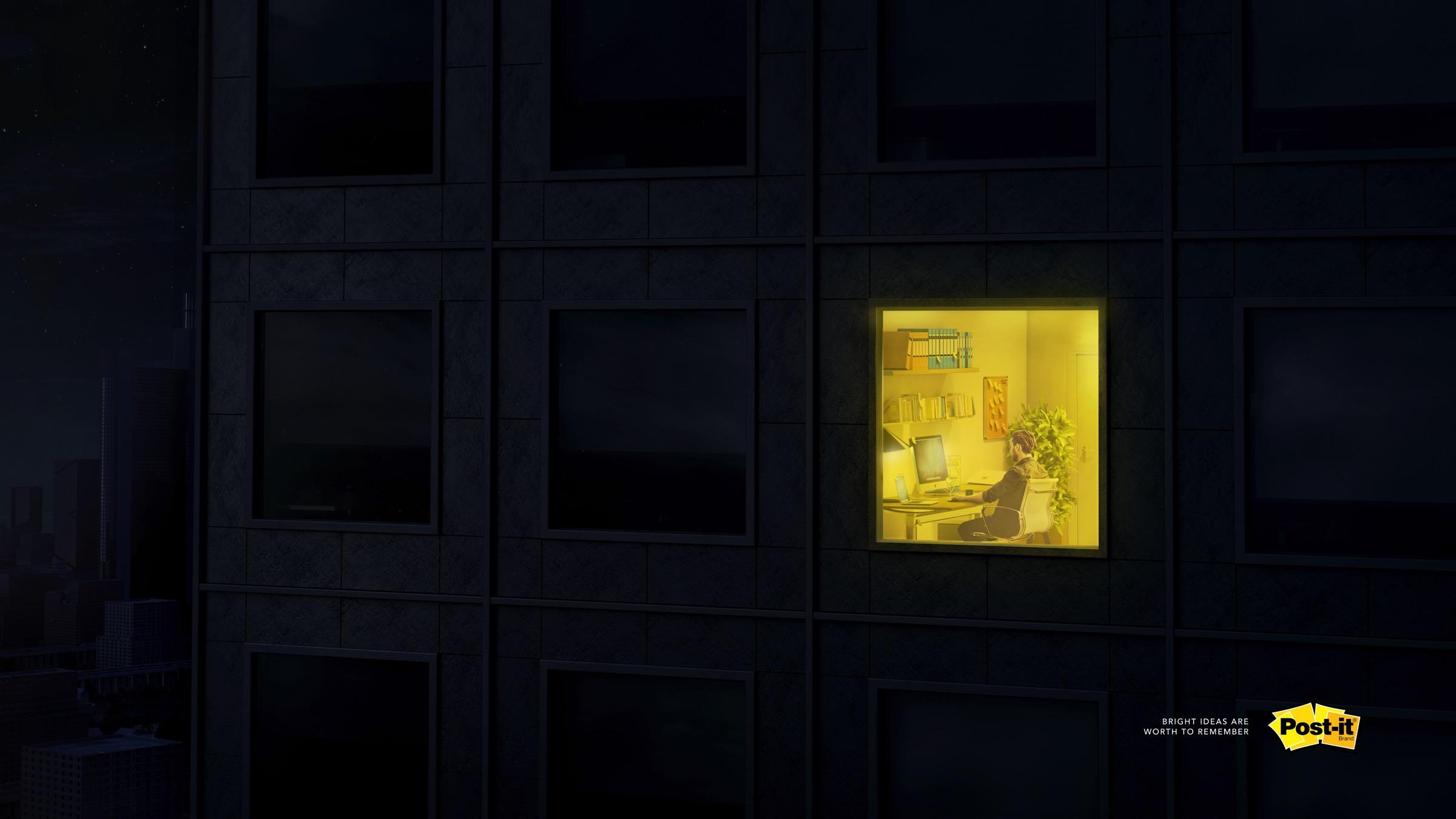 Post It - Bright Ideas (Designer)