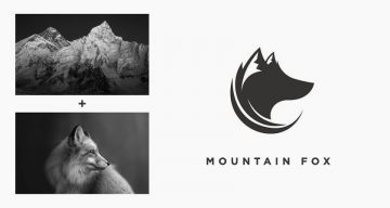Designer Creates Clever Logos By Combining Two Different Things Into One