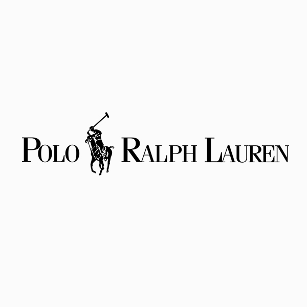Logo designs for companies with long names - Polo Ralph Lauren