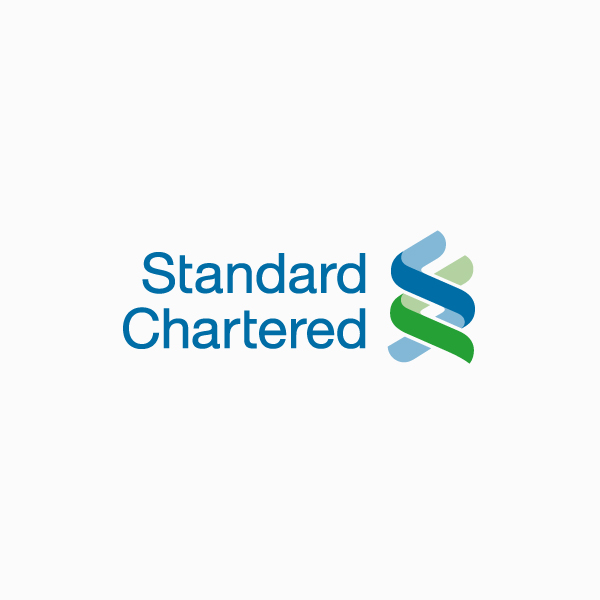 Logo designs for companies with long names - Standard Chartered