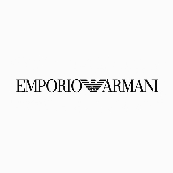 Logo designs for companies with long names - Emporio Armani
