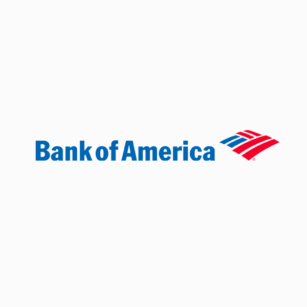 Logo designs for companies with long names - Bank of America