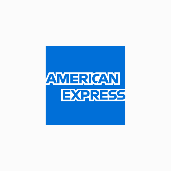 Logo designs for companies with long names - American Express