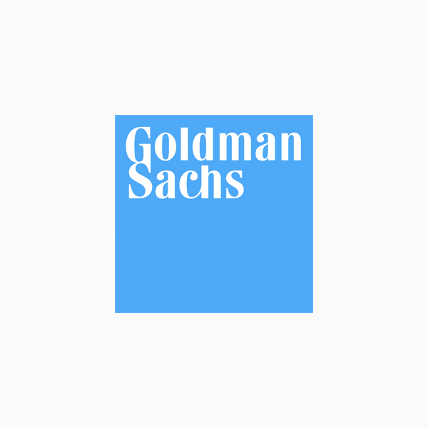 Logo designs for companies with long names - Goldman Sachs