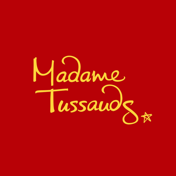 Logo designs for companies with long names - Madame Tussauds