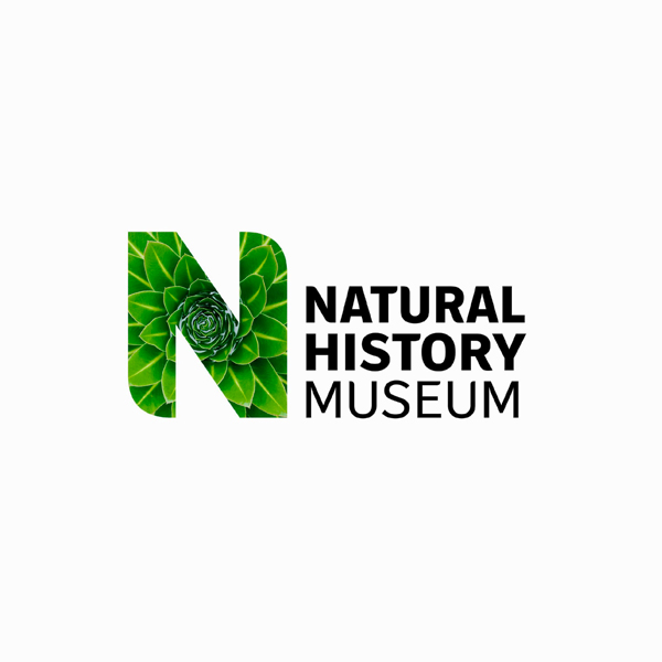 Logo designs for companies with long names - Natural History Museum