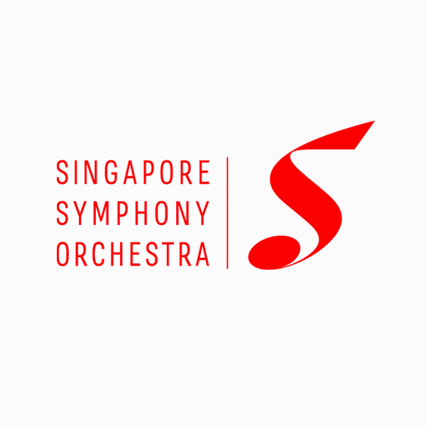 Logo designs for companies with long names - Singapore Symphony Orchestra