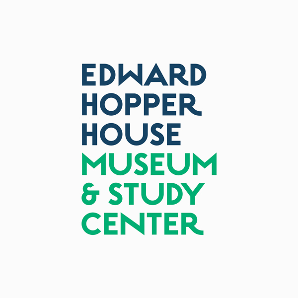 Logo designs for companies with long names - Edward Hopper House Museum & Study Center