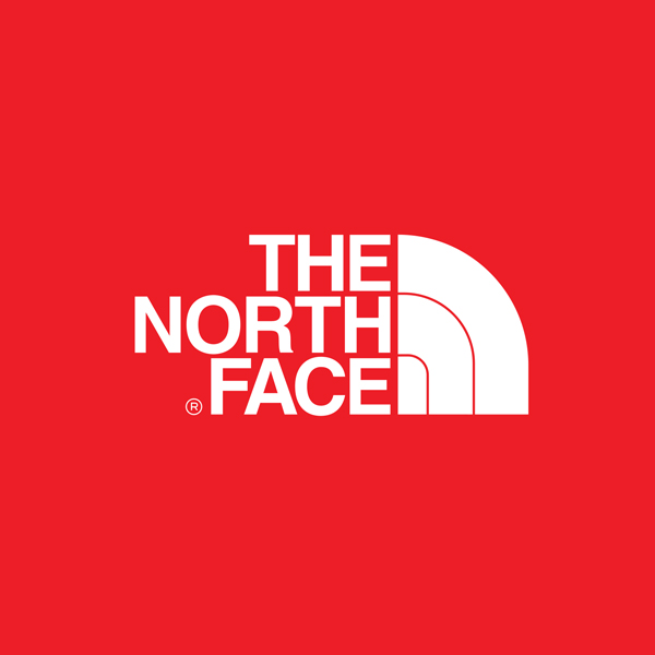 Logo designs for companies with long names - The North Face