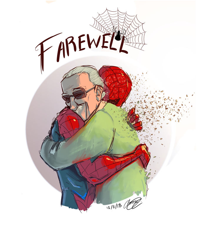 Stan Lee Art Tributes - 7