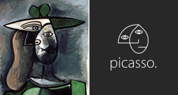 What Logos Of Famous Painters Would Look Like