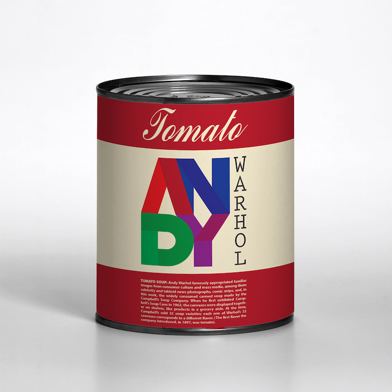Logos of famous partners - Andy Warhol (3)