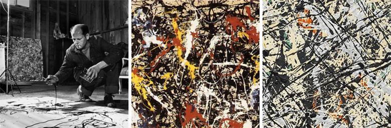 Logos of famous partners - Jackson Pollock (1)