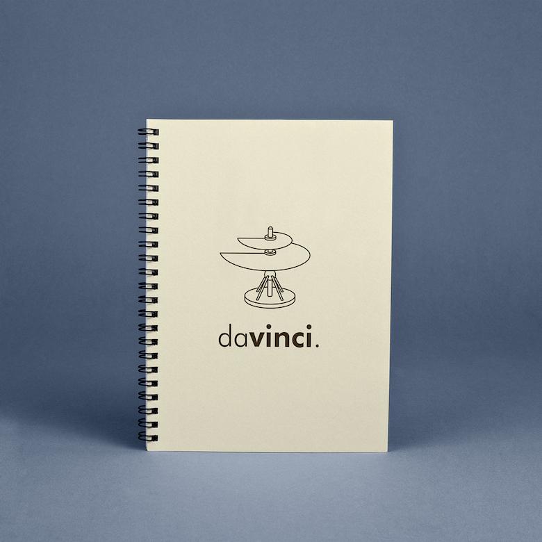 Logos of famous partners - Leonardo Da Vinci (3)