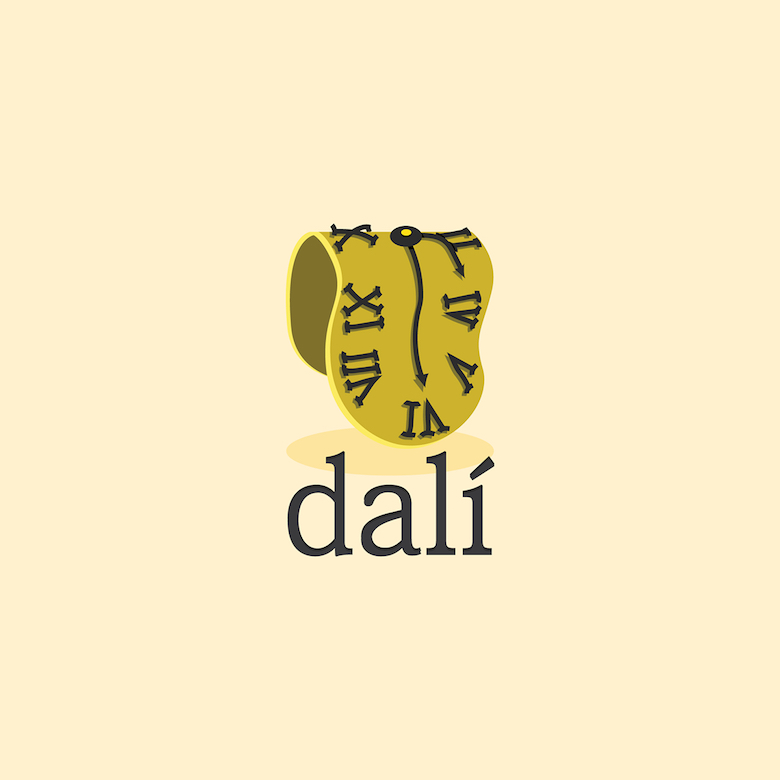 Logos of famous partners - Salvador Dali (2)
