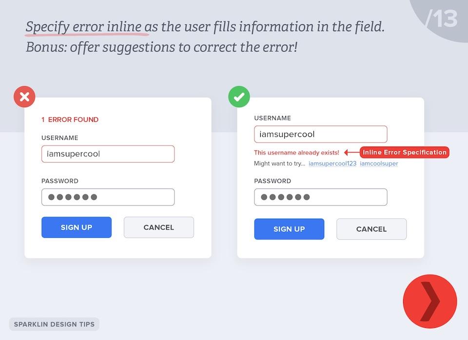 UI/UX design tips - 13