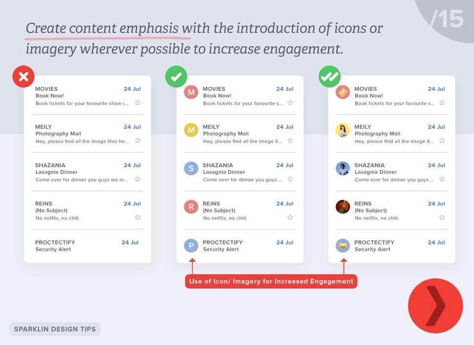 UI/UX design tips - 15