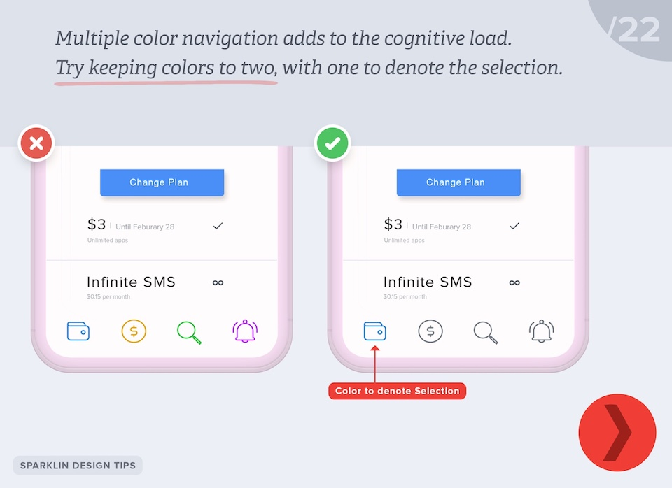 UI/UX design tips - 22