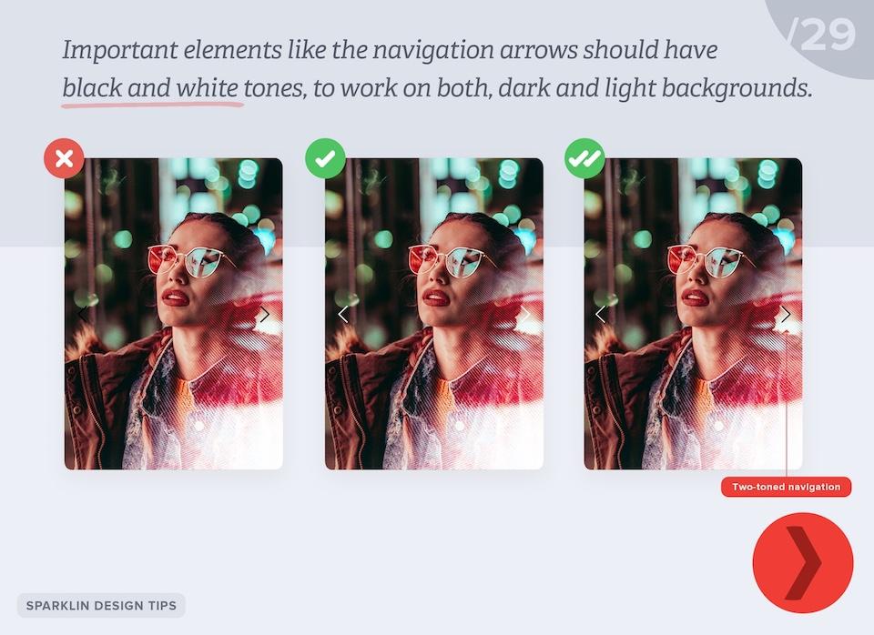 UI/UX design tips - 29